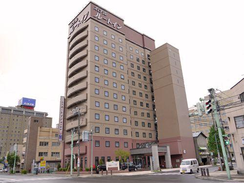 ルートイン旭川駅前一条通