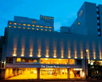 ザ クラウンパレス新阪急高知(旧高知新阪急ホテル)に割引で泊まれる。