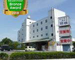 ビジネスホテル羽根伊勢インター(KOSCOINNグループ)に割引で泊まれる。