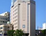 ホテルエクセル岡山<後楽園・岡山城前>に割引で泊まれる。