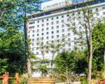 岡山国際ホテルに割引で泊まれる。