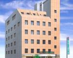 岡山グリーンホテルに割引で泊まれる。