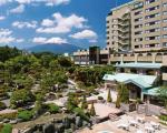 富士山温泉 ホテル鐘山苑に割引で泊まれる。
