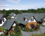 軽井沢LogHOTEL塩沢の森に割引で泊まれる。