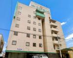 ホテルニューグリーン<青森県>に割引で泊まれる。