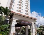 ホテルパームロイヤルNAHA国際通りに割引で泊まれる。