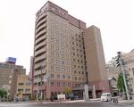 ルートイン旭川駅前一条通に割引で泊まれる。