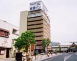 東横イン出雲市駅前に割引で泊まれる。