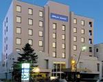 ドーミーインEXPRESS函館五稜郭に割引で泊まれる。