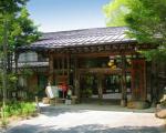 奥蓼科温泉 渋・辰野館に割引で泊まれる。