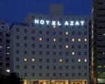 ホテルアザット那覇に割引で泊まれる。