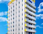 スーパーホテル沖縄・名護に割引で泊まれる。