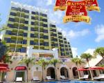 Okinawa Spa Resort EXES(沖縄スパリゾート エグゼス)に割引で泊まれる。
