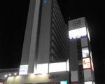 東横イン新潟駅前に割引で泊まれる。