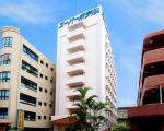 スーパーホテル那覇・新都心に割引で泊まれる。