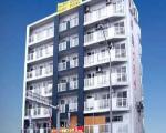 HOTEL COCO新都心に割引で泊まれる。
