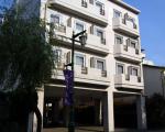 パープルホテル二日市に割引で泊まれる。