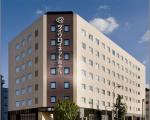 ダイワロイネットホテル京都八条口に割引で泊まれる。