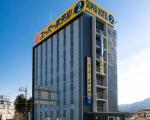 スーパーホテル御殿場II号館に割引で泊まれる。