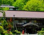 蔦温泉旅館に割引で泊まれる。