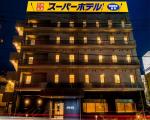 スーパーホテル埼玉・久喜 天然温泉「提燈の湯」(2017年11月1日グランドオープン)に割引で泊まれる。
