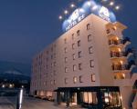 ABホテル富士に割引で泊まれる。