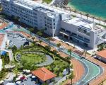 ダブルツリーbyヒルトン沖縄北谷リゾートに割引で泊まれる。